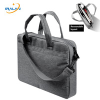 2018 New Laptop Bag 13 14 15 15 6 Inch Nylon Shoulder Handbag Case Waterproof Women