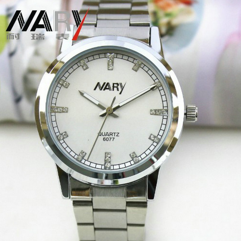 Gift business casual fashion trend watch men and women students temperament band outdoor belt retro couple table point systems migration policy and international students flow