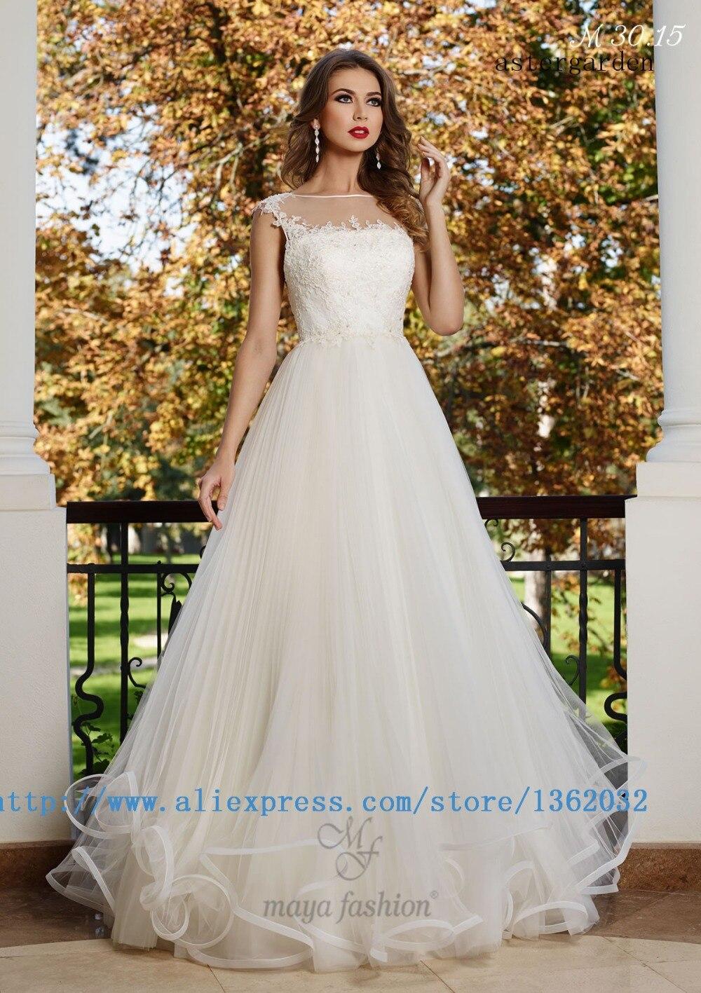 Какая мода на свадебные платья 2016