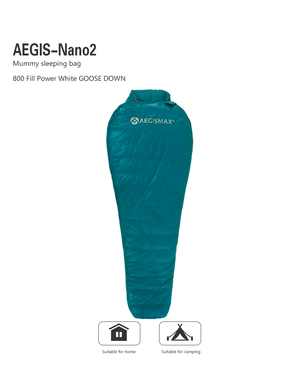 Aegismax nano2 adulto acampamento ao ar livre