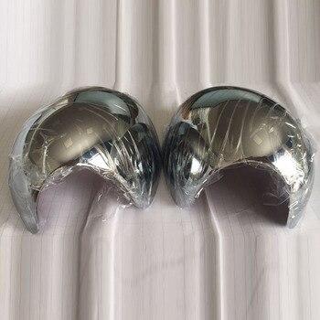 2 шт. Дверь Зеркало заднего вида крышка панель крышка защита прямая замена для BMW Mini Cooper F55 F56 F54 F60 аксессуары