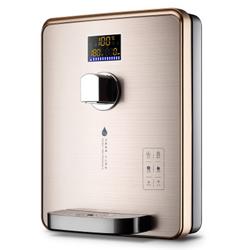 Instant Ice hot Pipeline Drinker Wall mounted Electric Water Dispenser Refrigeration Heating Multi stage Temperature Regulation