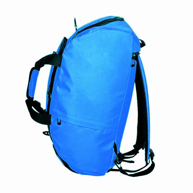 Многофункциональный Портативный спортивный зал рюкзак сумка разделены Обувь хранения Путешествия Рюкзак Для мужчин и Для женщин Открытый Фитнес сумка