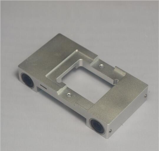 Replicator 3D printer upgrade metal Aluminum Carriage FlashForge CTC MBot3D Wanhao 3D printer spare parts