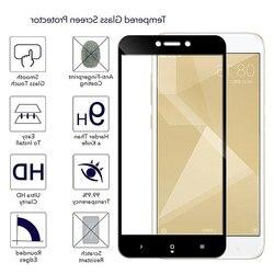Screen Protector Glas Voor Xiaomi Redmi6 6a 6pro Volledige Dekking Glas Explorer Gehard Film 9 H Zwart Wit Editie
