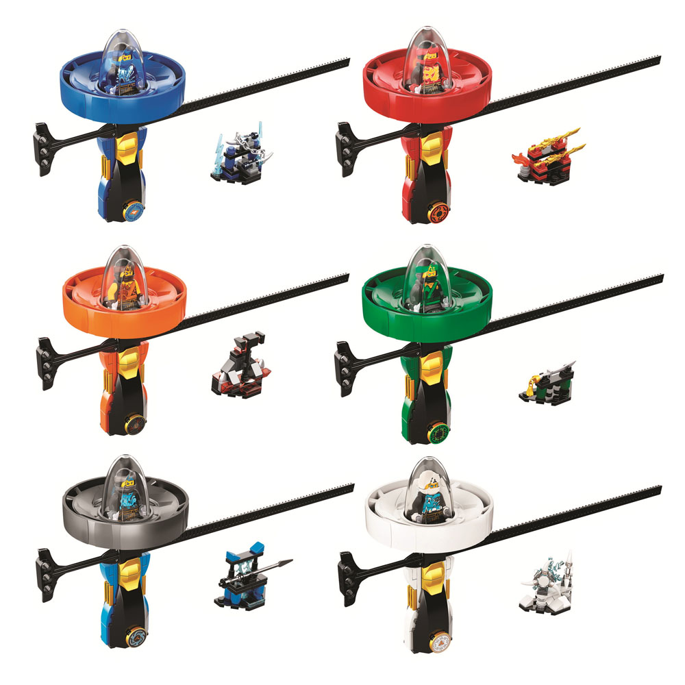 BELA Ninjagoed Jay Kai Spinjitzu Master Building Blocks Sets Bricks Ninja Movie Classic Model Kids Toys