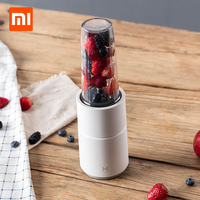 Xiaomi Original Pinlo Little Monster Electric Juicer Fruit Vegetable Cooking Machine Household Travel Juicer DIY drinks