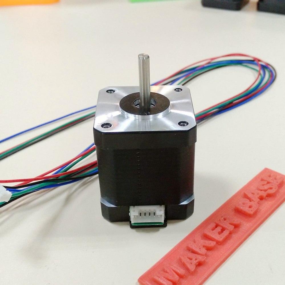 3D printer MKS 4248-450 stepper motor engine nema17 default 1A 48mm 1.8C 0.45N with low noise/heating high torque CNC