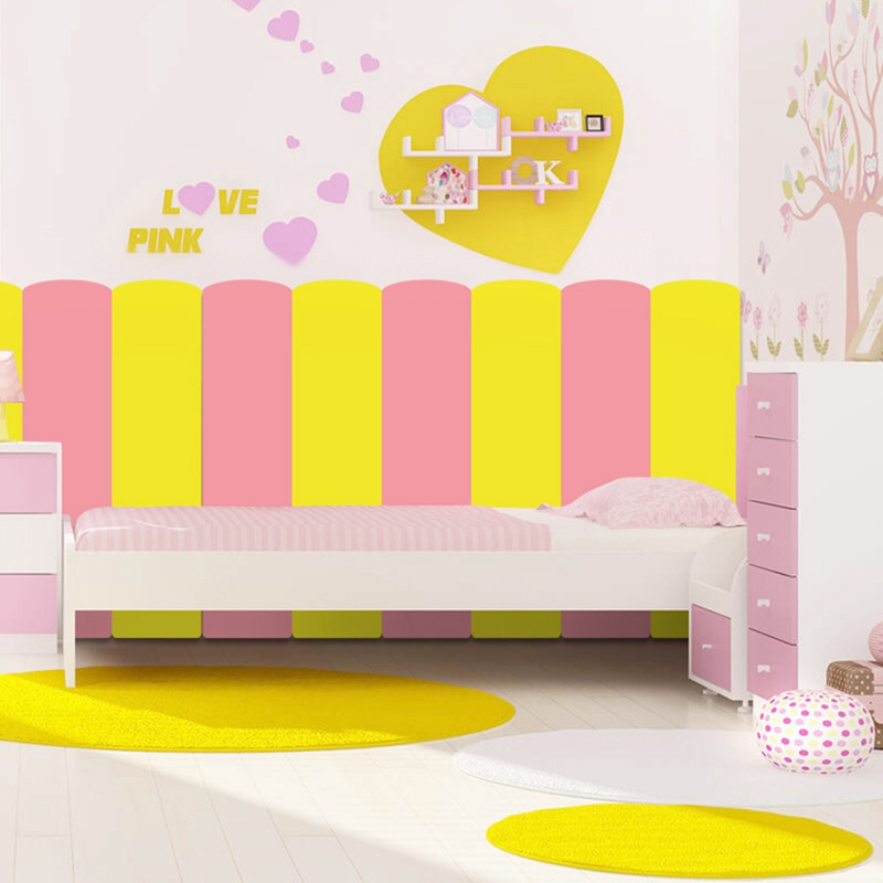 ... Kindergartens Wall Stickers Anti Collision Decals Baby Furniture Safety  Soft Corners Protector Backdrops Edge ...