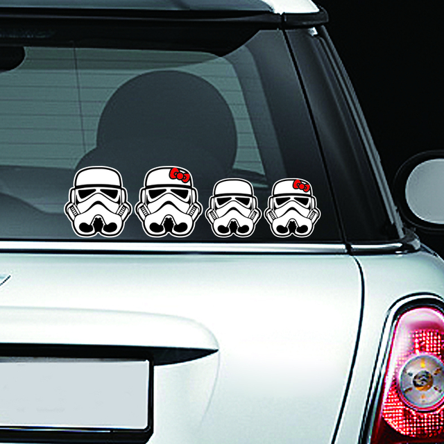 Superior ETIE Car Styling Funny Car Sticker Decal Motorcycle Cool Star Wars Custom Car  Window Stickers Online
