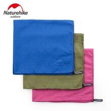 Naturehike Microfiber Swimmimg Towel 3 Colors 80x40cm 130x73cm Ultralight Outdoor Absorbing Water Quick Dry Bath Towel