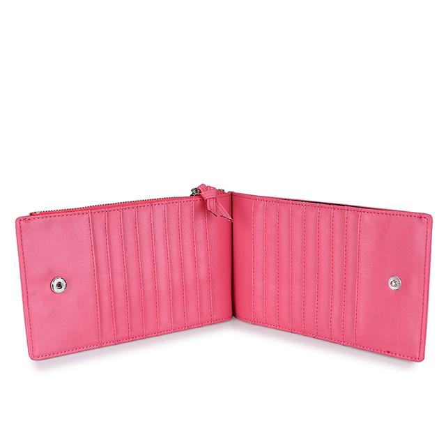 Kvinde tegnebog med lynlås
