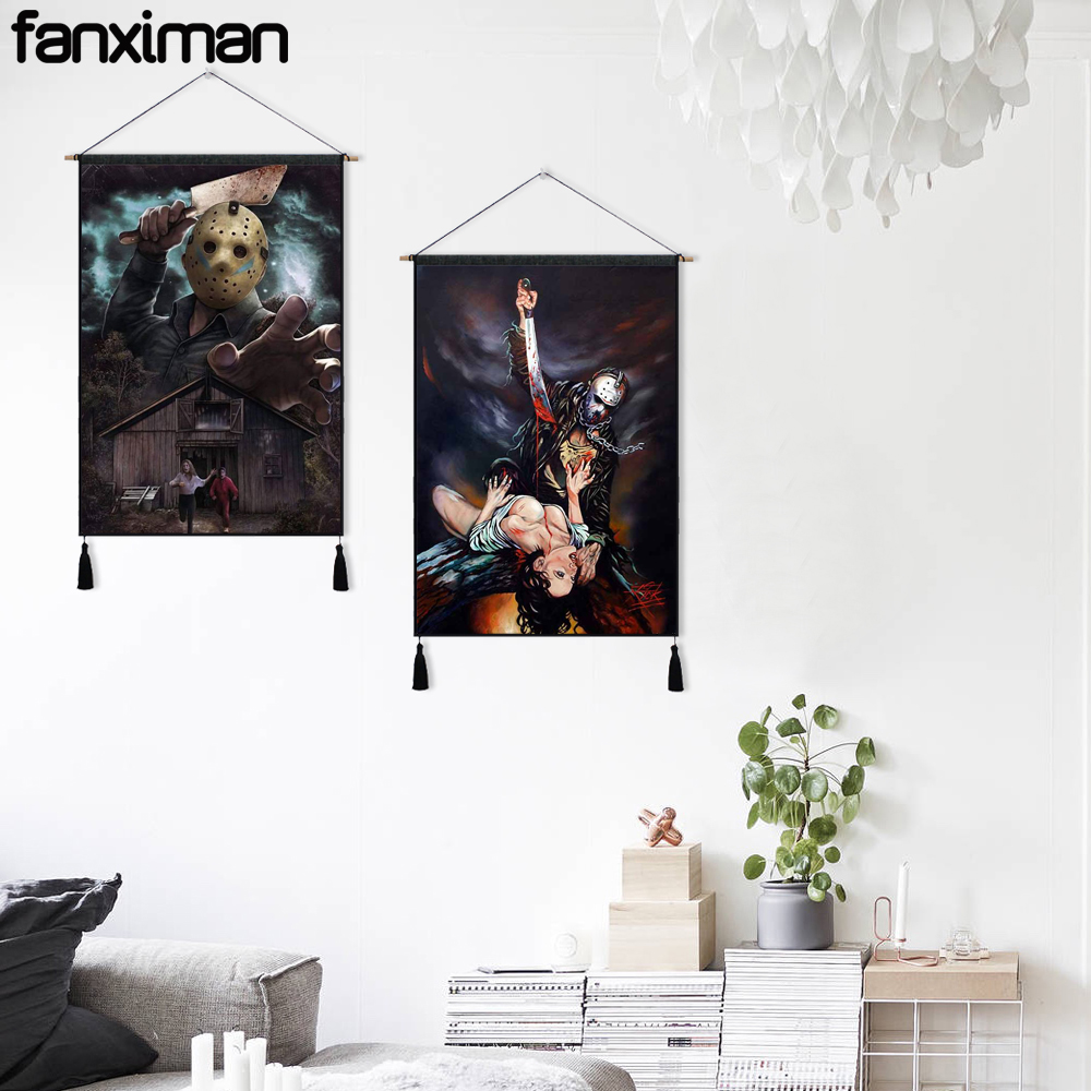 Fanximan Personalized Horror Movie Jason Friday The 13th