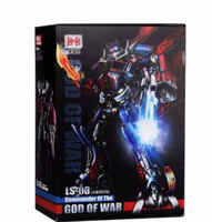 Black Mamba LS03 LS 03 Transformation OP Movie film version Commander Diecast Oversized mpp10 PM04 Diecast Figure