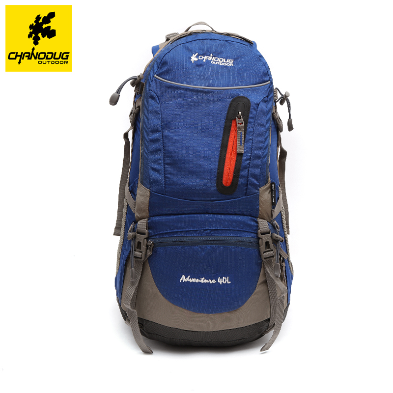 Prix pour Chanodug 40L Sac À Dos Plein Air Randonnée Sac de Voyage Alpinisme Pack Escalade Sac À Dos Unisexe