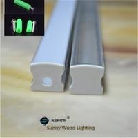 5 30pcs/lot 40inch 1m/pc led aluminium profile,led channel ,high depeth bar housing for12mm strip ,rigid bar ,cabinet hard strip