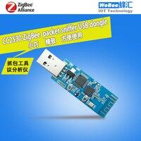 Freeshipping CC2531 USB Dongle ZigBee Module