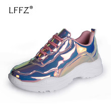 LFFZ Sneakers Flats Fashion