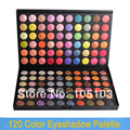 Free Shipping Professional Ultra Shimmer 120 Color Eyeshadow Palette Cosmetic Set makeup kit 120G Dropshipping!