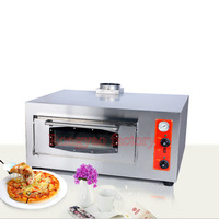 RY BSR 101Q New commercial Super large space Pizza Oven Gas pizza oven Professional baking machine Oven Western food equipment