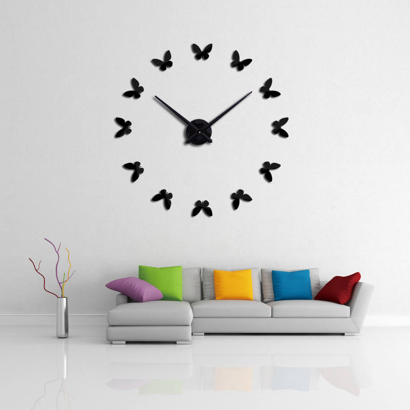 2019 ny vägg klocka reloj de pared klockor modern design Europa - Heminredning - Foto 2