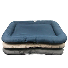 3 Size Warm Solid Color Large Pet Dog Cat Waterproof  Bed Kennel Mat Oxford Cloth Pet   Warm Beds  Cozy Nest  Pad Supplies