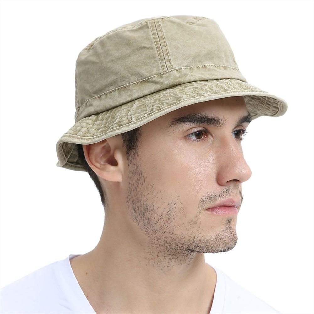 HTB1M1yoKpzqK1RjSZFvq6AB7VXaK - VOBOOM Bucket Hats for Men Women Washed Cotton Panama Hat Summer Fishing Hunting Cap Sun Protection Caps Panama Hat 139
