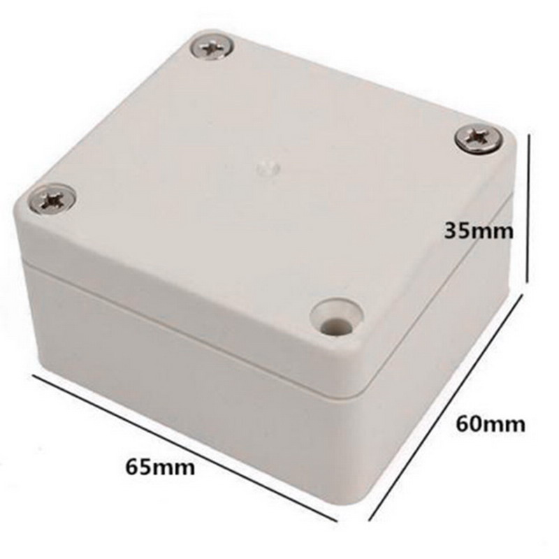 1 Pc 65x58x35cm Waterproof Plastic Electrical Junction Box Switch