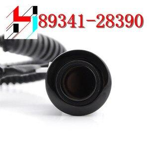 Image 4 - (4pcs) PDC 주차 센서 시스템 89341 28390 C0 주차 센서 Toyota Estima 하이브리드 AHR10 Previa 89341 28390 블랙 은빛