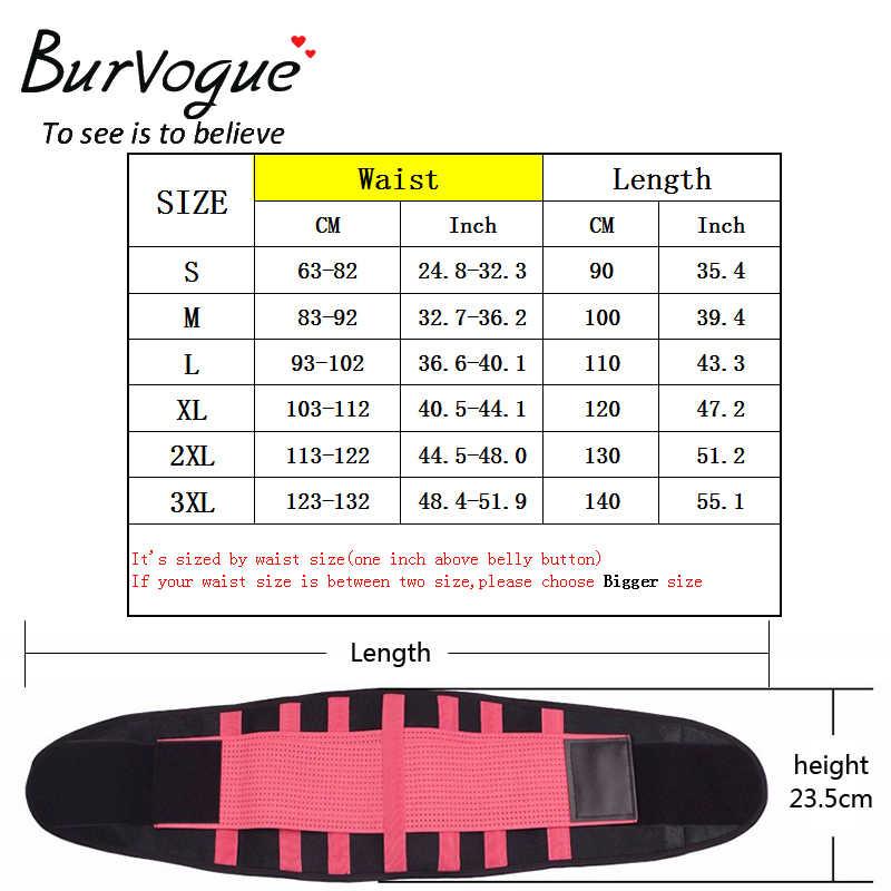 Burvogue Shaper Для женщин формирователь тела для похудения Пояс корректирующий корсет Фирма Управление утягивающий корсет Cincher Большие размеры, S-3XL Корректирующее белье
