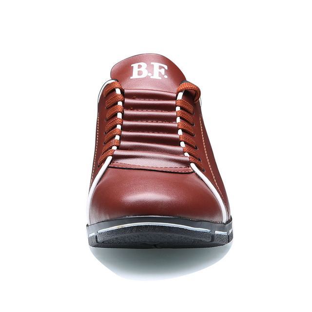 Leather Summer Dropshipping Men's Flat Shoes 3