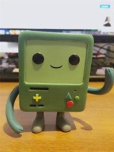Image 5 - Funko Pop Kids Favor Cartoon Adventure Time Bmo Jake Action Figure Vinyl Poppen Ice King Collectible Model Toys Voor Verjaardag gift
