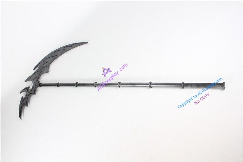 Vampire Knight Yuki Cross's Artemis wand prop cosplay prop pvc made ACGcosplay requiem vampire knight vol 2