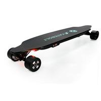 Cyrusher SKATEBOLT S2 Tornado RC Electric Skateboard 2 Drive Motors 18.6 Miles Range 25 MPH with Remote Controller