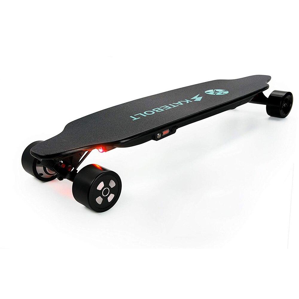 Cyrusher SKATEBOLT S2 Tornado RC skateboard électrique 2 Moteurs D'entraînement 18.6 Miles Gamme 25 MPH avec télécommande