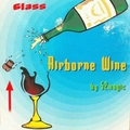 Free Shipping Glass Airborne Wine - Stage Magic Magic Tricks