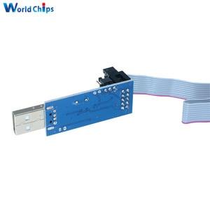 Image 5 - AVR ATMEGA16 Hệ Thống Tối Thiểu Ban ATmega32 Ban Phát Triển + USB ISP USBasp Lập Trình Viên ISP ATTiny 51 Mô đun