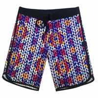 Neue Hohe Qualität Marke Phantom Board Shorts Sommer Elastische Quick Dry Männer Surfen Strand Shorts Spandex Wasserdichte Boardshorts