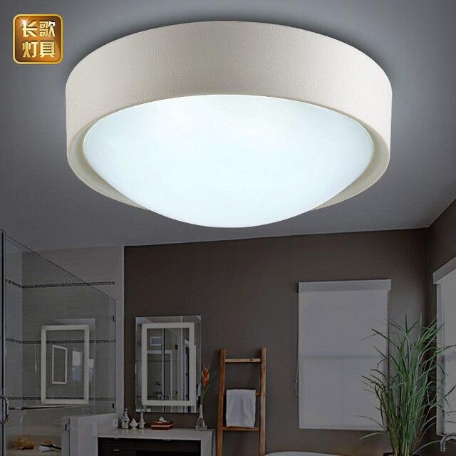 Long LED Ceiling Lamp Energy Saving Bedroom Balcony Dining Room Bathroom Kitchen Acrylic Aisle