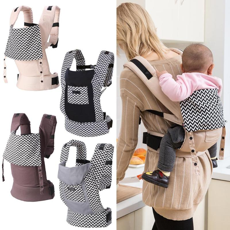 5-36 Months Portable Breathable Multifunction Ergonomic Front Facing Baby Carrier Sling Backpack Pouch Wrap Baby Kangaroo
