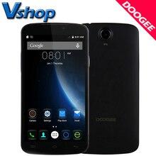 Ursprüngliche doogee x6 3g mobiltelefone android 5.1 1 gb ram 8 gb ROM Quad Core Smartphone 5.0MP Kamera Dual SIM 5,5 zoll Zelle telefon