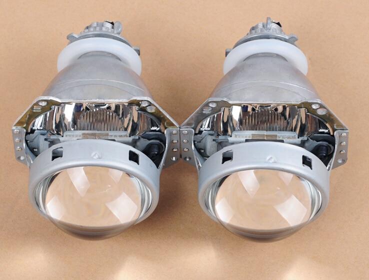 Non-destructive l'installation Il-lla 3 Elliot Il-lla bifocale lentille 5 lentille H4 H1 H7 9005 9006 avec bulle droite 5 lentille Elliot