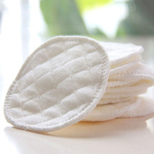 12pcs Set Useful Women Mom New Fashion Reusable Nursing Breast Pads Washable Soft Absorbent Baby Breastfeeding Accessory 2018 cheap Nursing Maternity Non-Convertible Straps None Wire Free CHUYA Cotton 6656@L3915 Natural Color 0 05kg (0 11lb ) 20cm x 20cm x 15cm (7 87in x 7 87in x 5 91in)