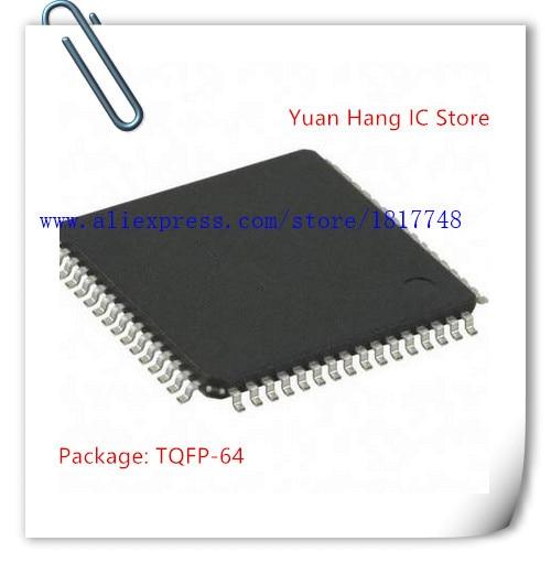 NEW 10PCS LOT ATMEGA64L 8AU ATMEGA64L 8AU TQFP 64 IC