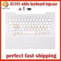 90% новый A1181 Топ Случае Для Apple Macbook A1181 Топ Чехол С США Клавиатура И Трекпад Замена Белого Цвета 2006-2009year