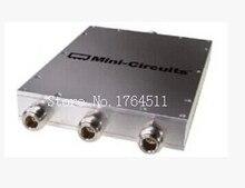 [Белла] Мини-Схемы zb3pd-63-n + 155-6000 мГц три SMA/N делитель мощности