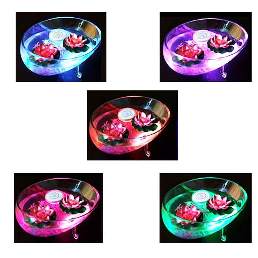 1 комплект, аксессуары для кальяна, светодиодный светильник на батарейках с дистанционным управлением, водопровод на батарейках, цветной светильник s