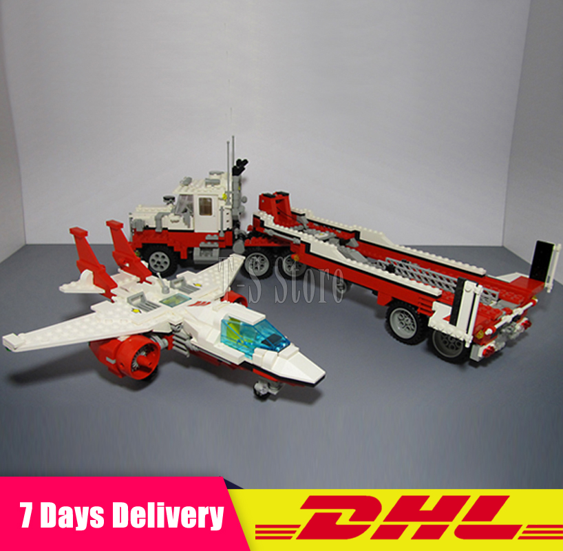 DHL IN Stock Lepin 21017 1206Pcs Model Series The Mach II Red Bird Rig Set Children Educational Building Blocks Bricks Toys compatible legoe genuine model series 5591 lepin 21017 1206pcs mach ii red bird rig building blocks bricks toys for children
