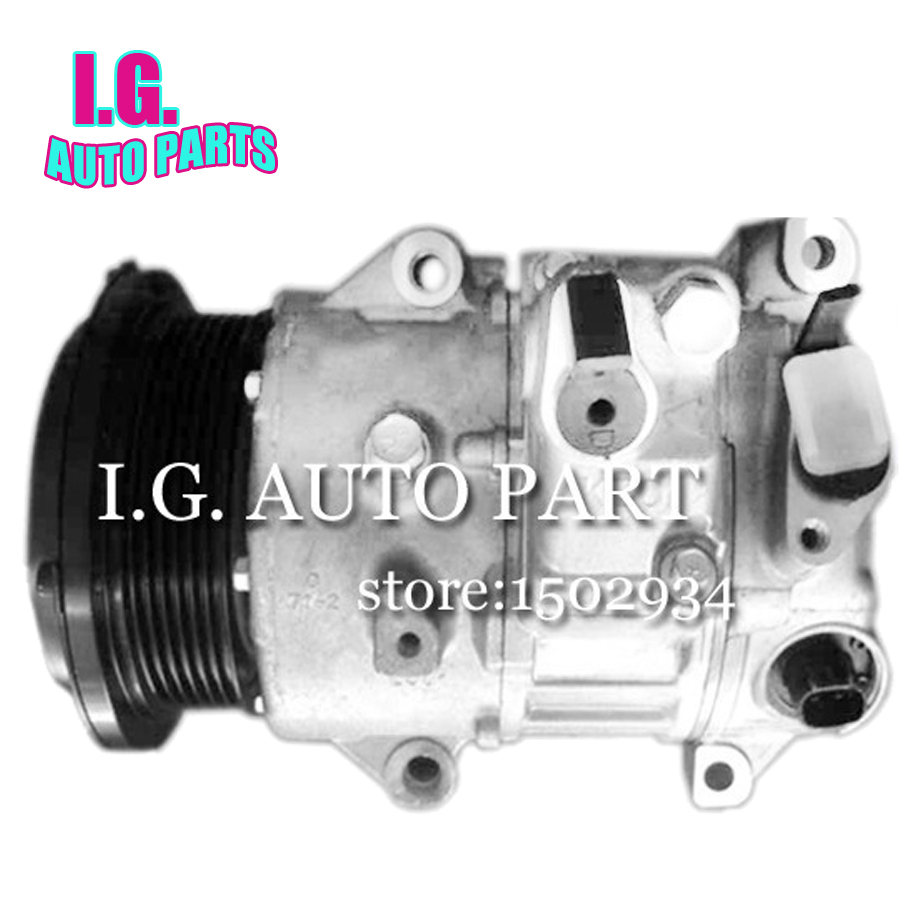 7SEH17C auto air conditioning compressor for Car Toyota VENZA / HIGHLANDER 2.7 2010-2013 88310-OT020 88310-4840 88310-48250