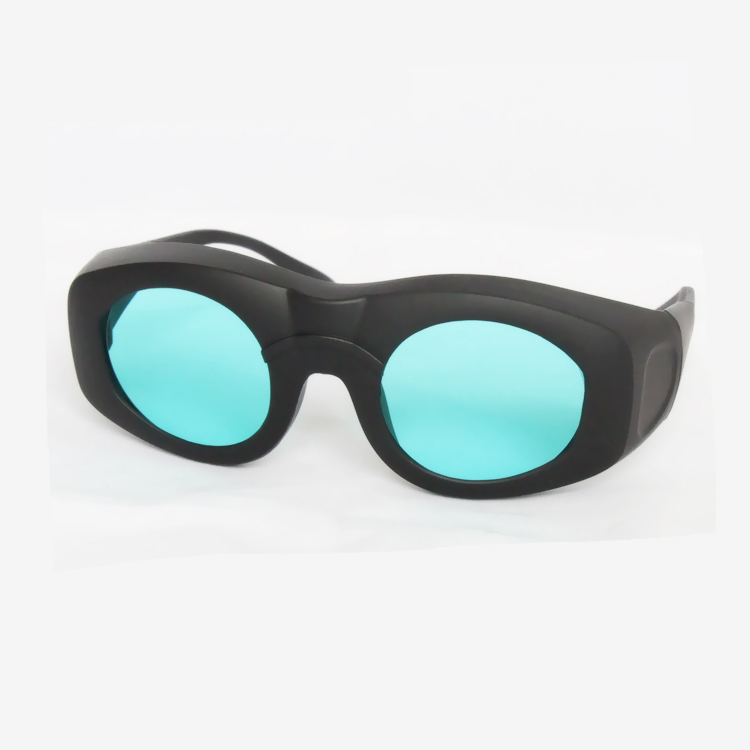 O.D 7+ laser safety glasses  for 680-1100nm lasers, CE certified for 755nm, 808nm, 980nm, 1064nm